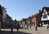 Henley Street Stratford Upon Avon Warwickshire