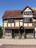 Shakespeare's birthplace Henley Street Stratford Upon Avon