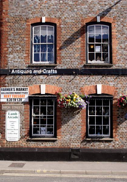 Lamb Arcade Wallingford Oxfordshire