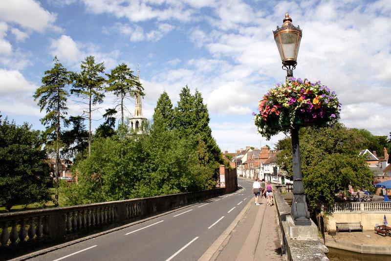 Wallingford Bridge Oxfordshire