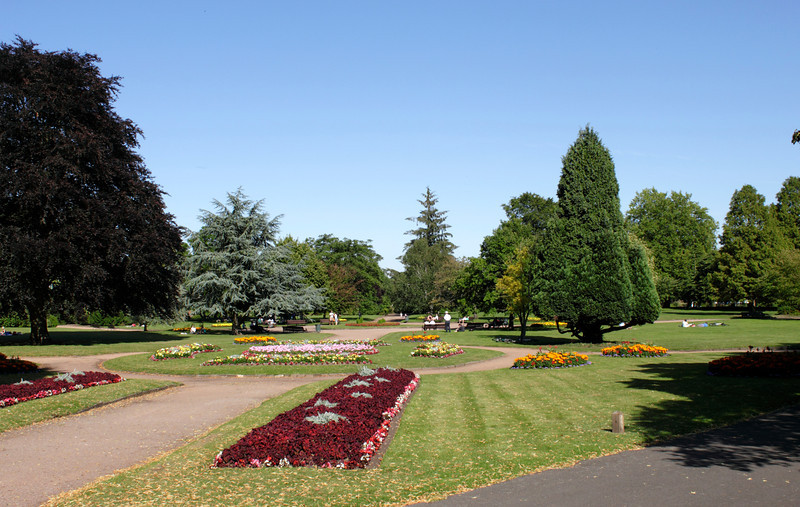 St Nicholas Park Warwick Warwickshire