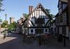 Oken's House Tea Rooms Castle Street Warwick