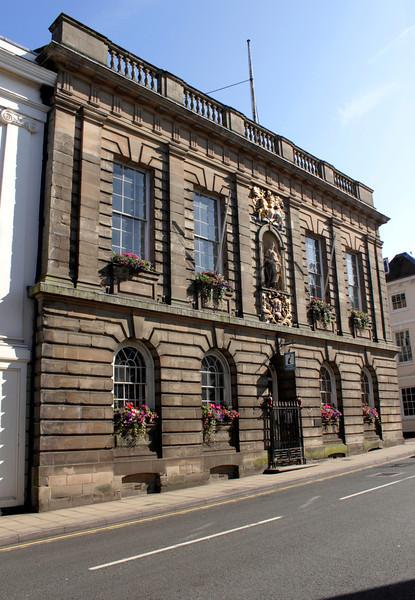 The Court House Jury Street Warwick