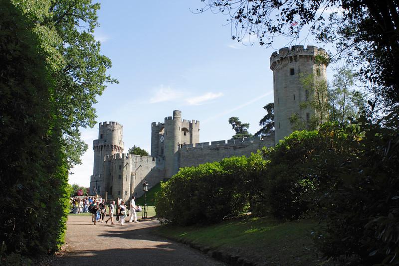 Warwick Castle Warwickshire