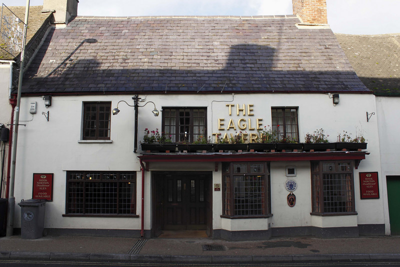 The Eagle Tavern Corn Street Witney