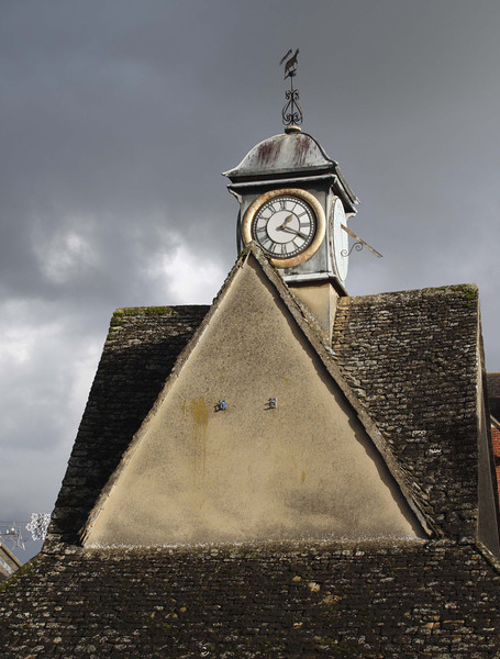 Buttercross building Witney Oxfordshire