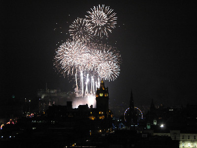 CS New Year 2008/2009, Edinburgh