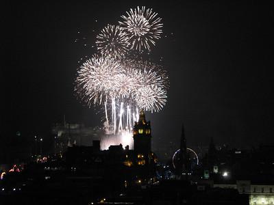 CS New Year 2008/2009, Edinburgh