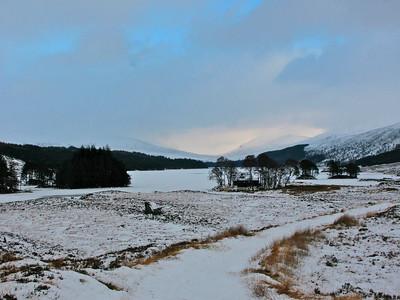 Loch Ossian, December 10