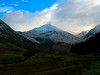 Glen Nevis & The Mamores, Nov 2010