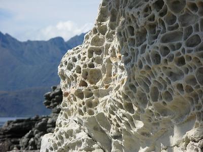 Cuillin rock forms