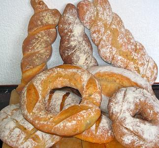 "Rustic ""prop"" bread!"