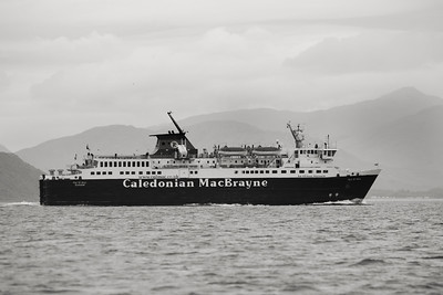Calmac in the Sound of Mull