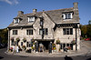 Bankes Arms Hotel at Corfe Castle Village Dorset