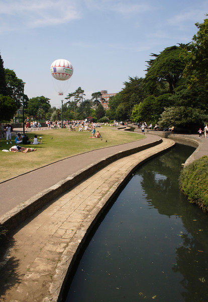 Bournemouth Central Gardens