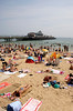Bournemouth pier and Beach