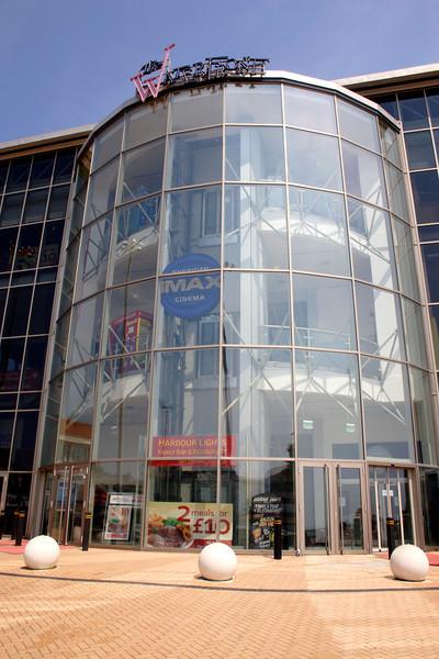 IMAX Cinema at Bournemouth