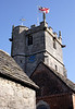 St Edward's Church Corfe Castle Village Dorset