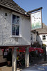 The Greyhound Pub at Corfe Castle Village Dorset