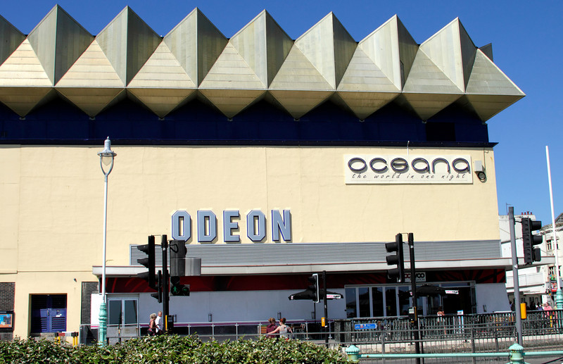 Odeon Cinema Brighton Sussex