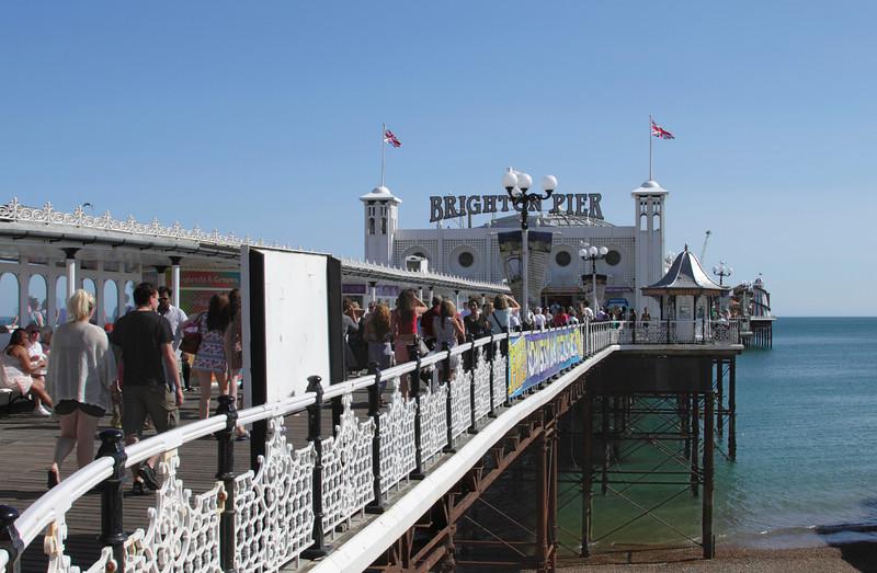 Brighton Pier Sussex