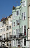 Guest Houses at New Steine Brighton near the seafront