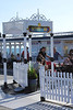 Victoria's Bar on Brighton Pier Sussex
