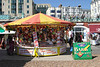 Amusement games at Brighton seafront