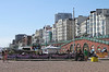 Seafront at Brighton Sussex