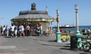 Seafront at Brighton Sussex