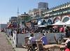 Seafront Bars at Brighton Sussex