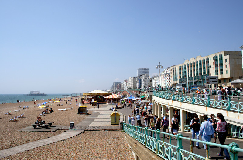 Waterfront at Brighton Sussex