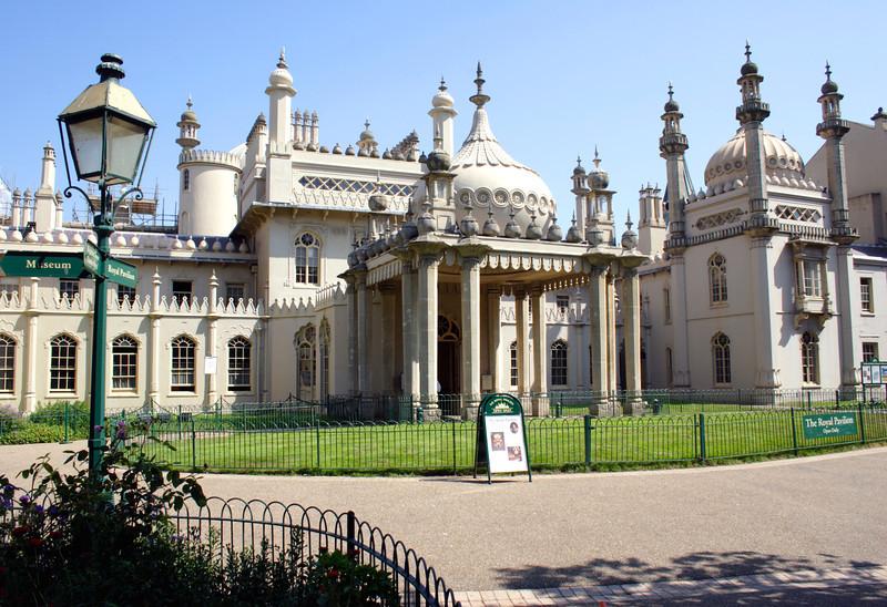 Royal Pavillion Brighton