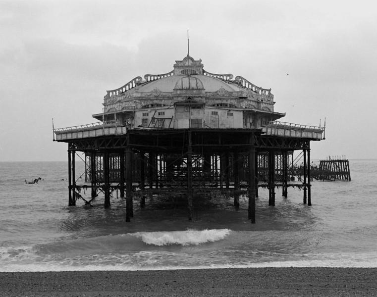 West Pier Brighton 1991