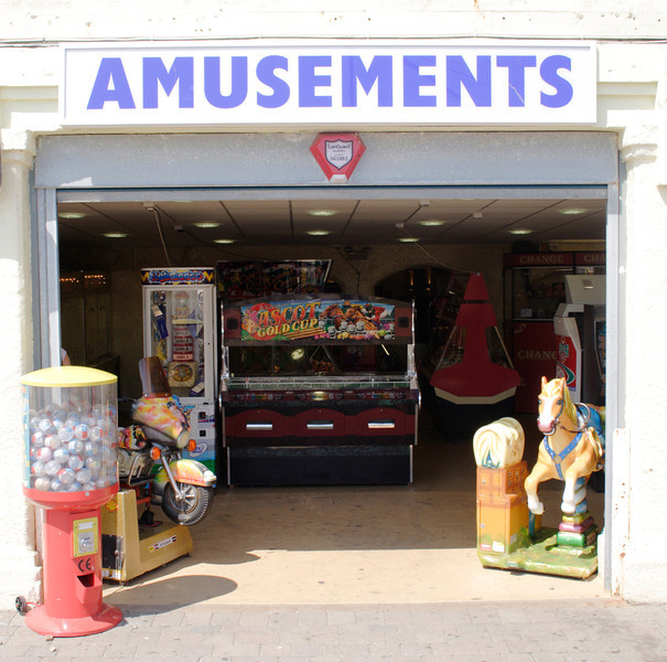 Amusement arcade Brighton