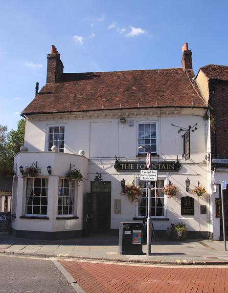 The Fountain Pub Chichester