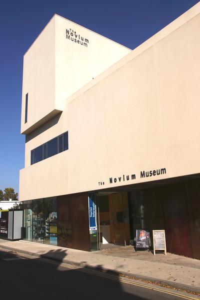 The Novium Museum Chichester West Sussex