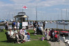 Christchurch Quay Dorset summer 2010