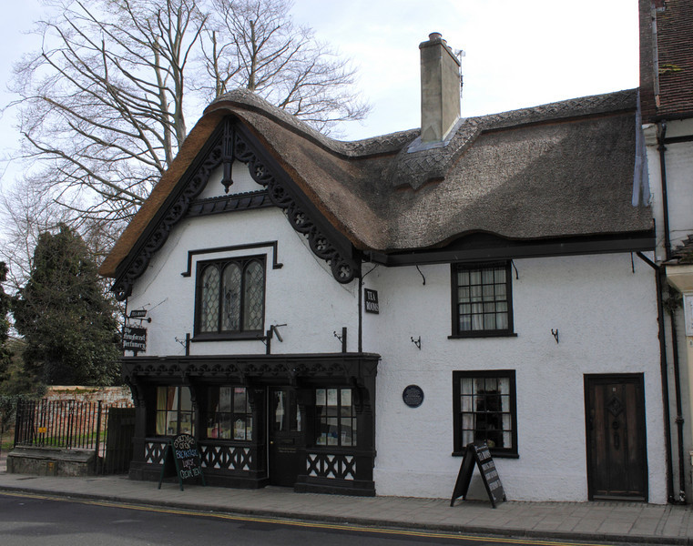 New Forest Perfumery and Tea Rooms Christchurch Dorset