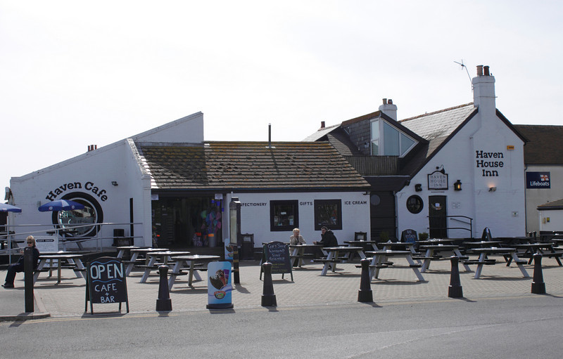 Haven House Inn and Cafe Mudeford Quay Christchurch Dorset