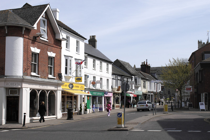 Church Street Christchurch Dorset