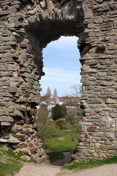 Christchurch Castle Dorset