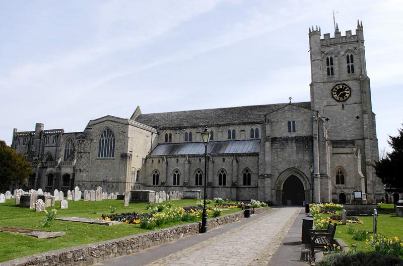 Christchurch Priory Dorset