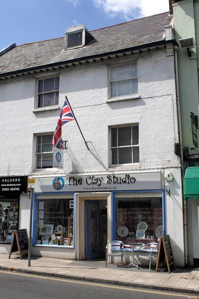 The Clay Studio Shop Christchurch Dorset