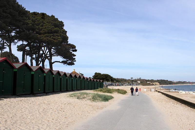 Avon Beach Christchurch Dorset
