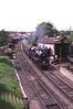 Steam locomotive Swanage