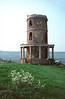 Clavell Tower Kimmeridge Bay Dorset