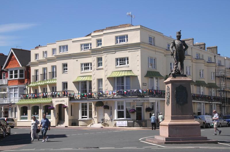 Afton Hotel Eastbourne East Sussex England