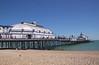 Eastbourne Pier East Sussex England