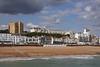 Hastings beach East Sussex UK